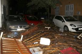 Six confirmed dead after devastating flash floods