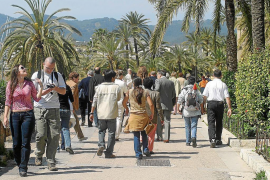 Balearic foreign population forecast to double