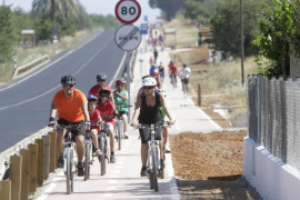 Roads being classified for cycling suitability