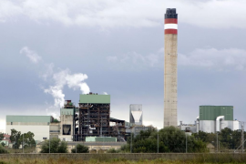 Agreement for partial closure of Alcudia power station