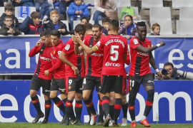Mallorca wake up to snatch a point