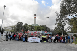 Es Murterar power station workers to protest against closure