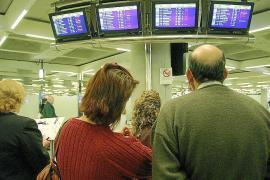 Delays at Palma airport increased in October