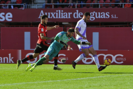 Aridai's goal puts Mallorca in top six
