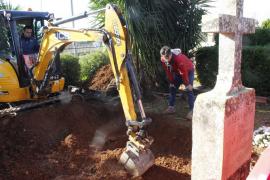 Santa Maria Civil War exhumation begins