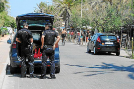 Man arrested forstalking minor in the Playa de Palma