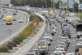 More lanes for the Palma ring road to ease congestion
