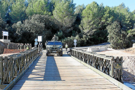 Arta's military bridge is now open to traffic