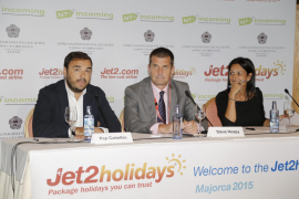 Jet2 boss named tourism personality of the year