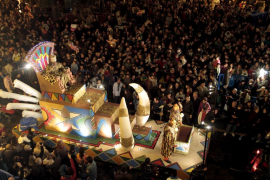 Cut to Three Kings parade cost
