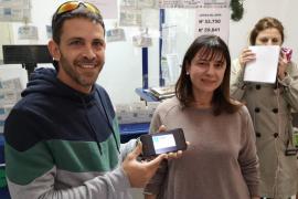 Christmas joy for Majorca's El Gordo winners