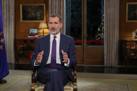 King Felipe stresses bonds and coexistence