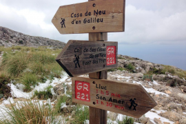 Increasing demand for hiking in Majorca