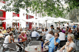 Doubling in the number of Spanish workers in the Balearics