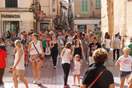 Majorca's population grows by over 11,000