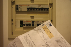 Electricity bills rising by eight per cent