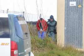 Albufera finca searched for murder victim