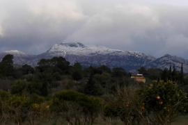 Freezing Majorca!