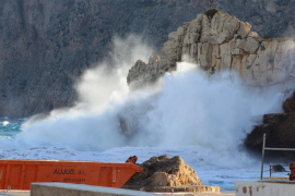 More high winds in Majorca