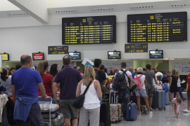 Foreign tourist numbers up in Spain and the Balearics