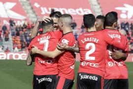 Mallorca seventh after 2-0 win