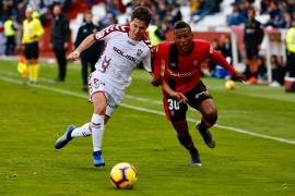 More away gloom as Mallorca lose 2-0