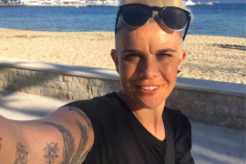 """Majorca is keeping me fit, healthy and alive..."""