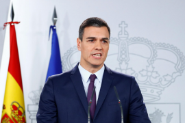 Spanish prime minister calls snap general election