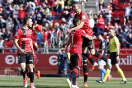 Rodriguez double seals Mallorca win