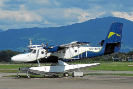 Plan for inter-island seaplane services