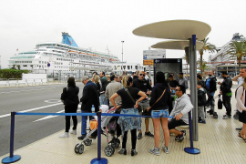 Palma cruise passenger numbers have doubled in ten years