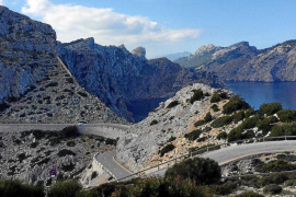 Formentor old road to be part of the dry-stone route