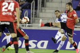 Ten-man Mallorca hang on for 2-2 draw