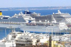 Plan to ease cruise ship impact on Palma