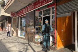 Chinese shops inspected for fake goods