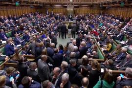 British parliament votes to seek Brexit delay