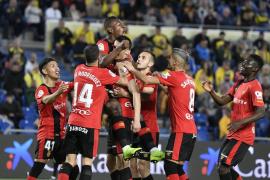 Stunning win in Las Palmas