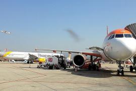 Palma is the Mediterranean's main tourist airport