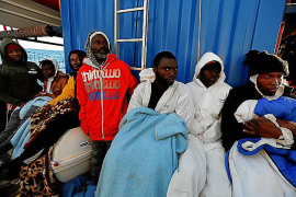 Palma offers to safe haven for refugee ship