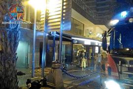 Fire damages basement of Palma nightclub