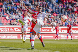 Last-minute goal secures Mallorca draw