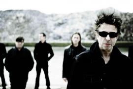 Echo & The Bunnymen playing Pollensa