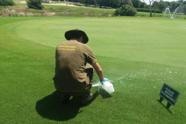 Three golf courses fined for illegal wells