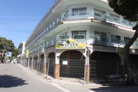 Deterioration in Cala Figuera