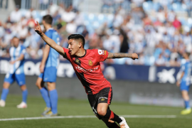 Late goal gives Mallorca three points in Malaga