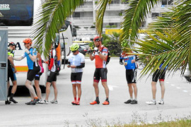 Renewed complaints about cyclists in Puerto Andratx