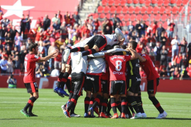 Added time winner keeps Mallorca playoff hopes alive