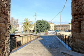 Anti-terrorism pedestrian schemes for Alcudia