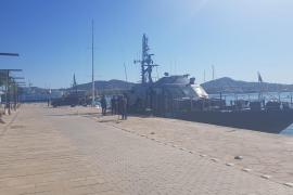 Customs intercept boat with five tonnes of hash