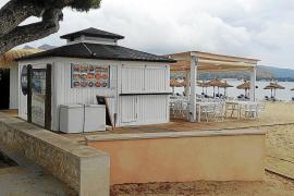 Resident complaints about Puerto Pollensa beach bar